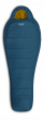Barva: modrá / Délka: 185 cm / Zip: levý