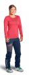 Ortovox 185 Merino F2 Long Sleeve W