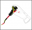Leki WCR GS Carbon 3D 67671