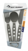 Sea to Summit AlphaSet Cutlery Set
