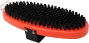 SWIX kartáč oválný černý nylon T01940