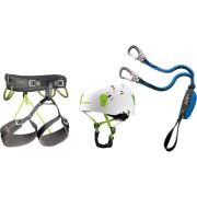 Camp Kit Ferrata Kinetic Rewind Energy CR 4