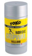 Toko Nordic GripWax yellow 25g