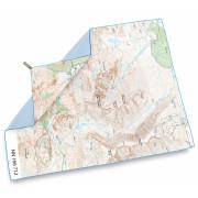 Lifeventure Map Towel