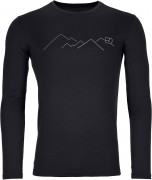 Ortovox 185 Merino Mountain Long Sleeve M