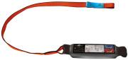 PMS Industrie Lanyard plochý typ I oko-oko s tlumičem pádu