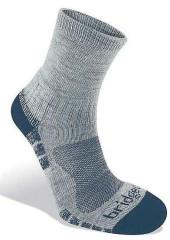 Pánské ponožky Bridgedale Woolfusion Trail Light