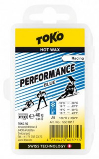 Toko Performance blue -10°/-30°C 40 g