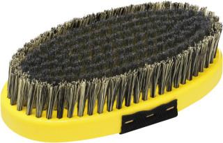 Toko Base Brush oval Steel