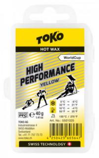 Toko High Performance yellow 40 g