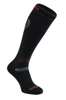 černá / oranžová