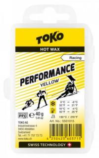 Toko Performance yellow 0°/-6°C 40g