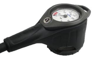 Apeks Manometr 300/kompas Pewter