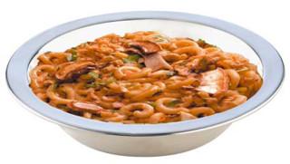 Trek'N Eat Labužnické sojové kousky s lesnímy houbami a těstovinami