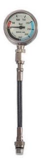 Mares XR SPG52 hadice 15 cm