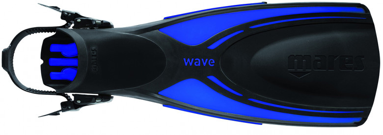 Mares Wave Barva: modrá / Velikost: S