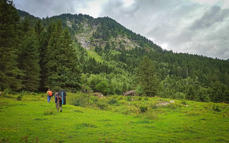 Lezecká oblast Kaitersberg v Německu   perfektní cesty kousek za hranicemi