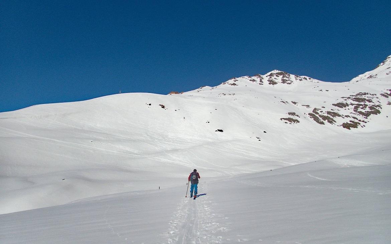 Wildspitze - Královna Ötztalských Alp?