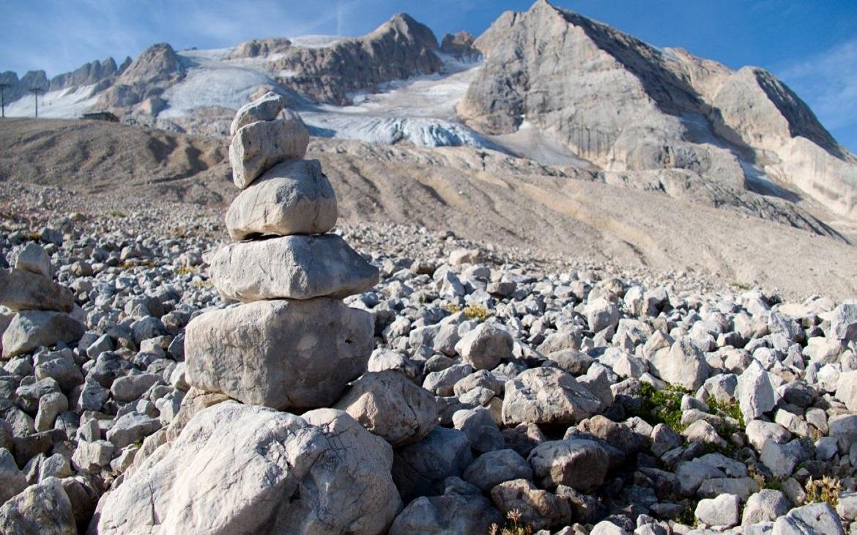 Marmolada   Výstup Na Střechu Dolomit