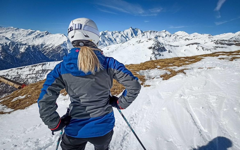 Skialpový výstup na Gjaidtroghöte 2988 m n. m. | Rakousko