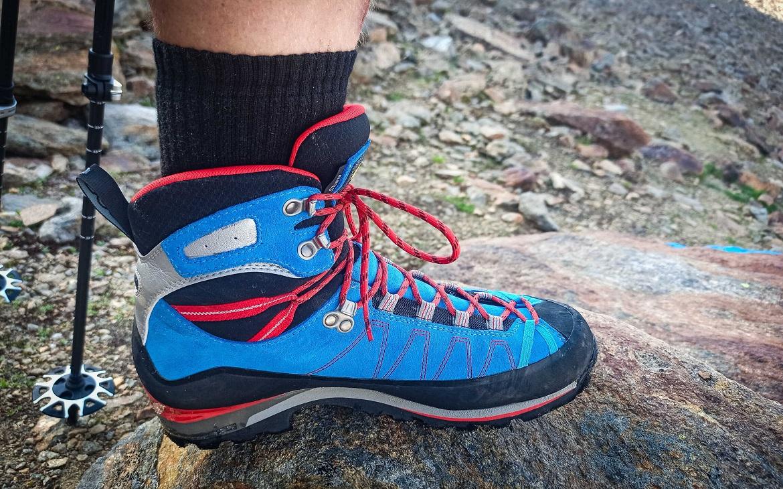 Horolezecké boty Asolo Elbrus GV   RECENZE